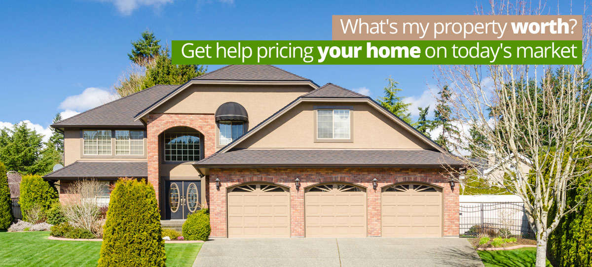 Get A Free Home Evaluation!